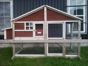 Professional Portable Rabbit or Chicken house.