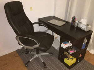 IKEA Desk, Chair and RUG for only $160