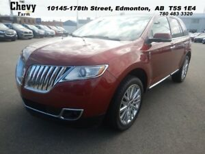 2015 Lincoln MKX AWD  NAV | CAMERA | HEATED LEATHER SEATS