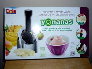 Yonanas Healthy Dessert Maker : NEW : Fruit Soft Serve Machine Cambridge Kitchener Area image 3