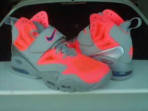 nike air max express hot punch atomic pink infrared size 9.5