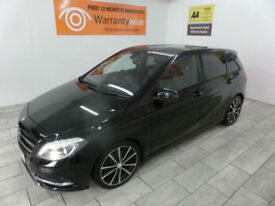2014.Mercedes-B180 1.5CDI 109bhp Sport***BUY FOR ONLY £62 PER WEEK***