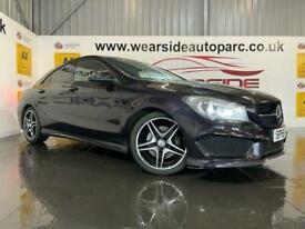 image for 2015 Mercedes-Benz CLA 2.1 CLA220 CDI AMG SPORT 4d 170 BHP Coupe Diesel Semi Aut