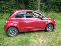 Fiat 500 Lounge Coupé (2 portes)