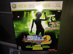 DDR Universe 2 - with control pad