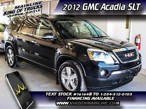 2012 GMC Acadia SLT  - $219.49 B/W