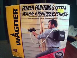 POWER PAINTING SYSTEM (WAGNER)