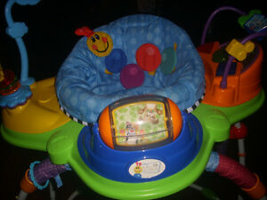 jumperoo saucer