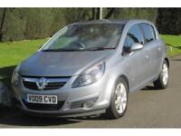 Vauxhall/Opel Corsa 1.4i 16v ( a/c ) 2009MY SXi 19000MILES FULL SERVICE HISORY