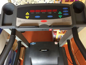 Trimline Treadmill with Electrostatic Mat