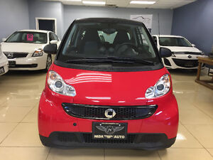 2013 Smart Fortwo **CLEANCARPROOF,ONLY29K!,CERTIFIED,LOADED!*