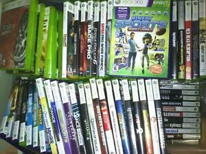 Sale on Xbox 360 games! All games on shelves Buy one get second 50% off!