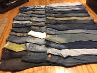 Designer Jeans, Shoes and tops for CHEAP!