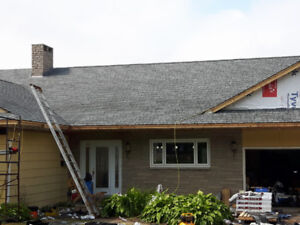 Leaky roof ? Missing shingles ?