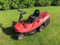 26 inch Mountfield el63 ride on mower.