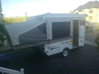 RV Rouiotte Trailer Coachmen Clipper Sport 2006