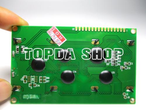 1pc MDLS20464D-06 MDLS20464-LV-G-LED04G PCB-20464C#1-01 KL SN102 LCD display