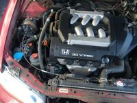 Honda Accord v6 vente Rapide besoin transmission