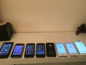 8 cell iphone avendre