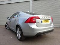 2013 13 VOLVO S60 2.0 D4 SE LUX 4D AUTO 161 BHP DIESEL