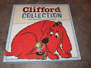 Clifford Collection - Original 6 Stories HC  New Condition