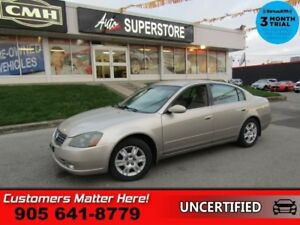 2005 Nissan Altima 2.5 S  AS IS (UNCERTIFIED) AS TRADED IN
