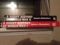 A short history of World War One & Two