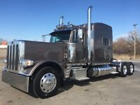Financing available for new or current owner operators..