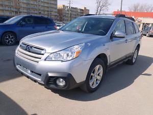 2013 Subaru Outback 2.5i convenience package