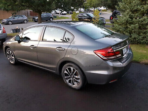 2013 Civic - Mint Condition & Low KMs
