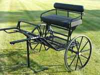 New Frey Rebel Horse or Pony Training Cart - Premium Quality