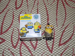 FUNKO, BORED SILLY KEVIN, MYSTERY MINIS, THE MINIONS MOVIE, 1/12