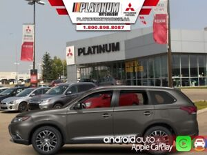 2018 Mitsubishi Outlander ES  Carplay/Android Auto- Backup Camer