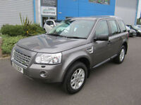 Land Rover Freelander 2 2.2Td4e ( 158bhp ) 4X4 2010MY XS Full Service 5 Stamps