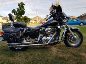 Gorgeous Vulcan 1500 Classic Looking For A New Home
