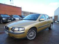 VOLVO S60 2.0 TURBO LOW MILAGE 12 MONTHS MOT 1 OWNER
