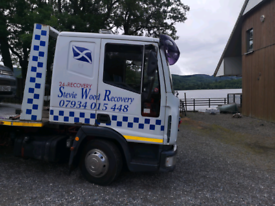Edinburgh 24hr Vehicle Accident And Breakdown Truck Recovery Service