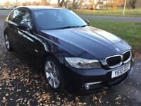 BMW 3 SERIES 320d M Sport (black) 2010