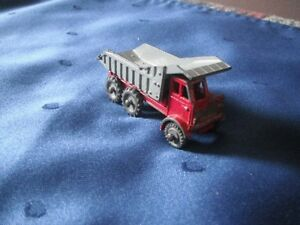 NEW PRICE Die Cast - Budgie Lorry Truck Foden Dumper #18