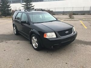 2006 ford freestyle limited all wheel drive