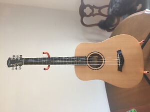 Baby Taylor acoustic guitar nm 300.00