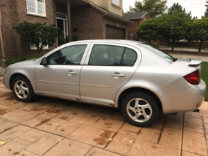 2007 Pontiac G5 Sedan for sale as is.