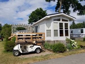 COTTAGE FOR SALE - SHERKSTON SHORES