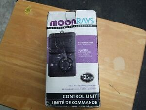 MOON RAY CONTROL UNIT