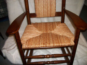 Comfortable Large Rocking Chair