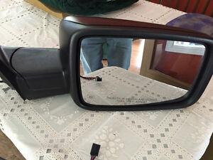 Passenger side mirror for Dodge Ram 1500