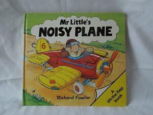 Mr. Little's Noisy Plane
