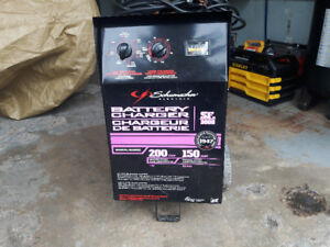 battery charger heavy duty