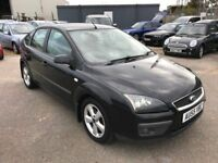 2006 Ford Focus 1.6 Climate, 1 Former Keeper, 11 Stamps, Air Con, Alloys, 12 Month Mot, Warranty