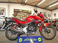 Honda GLR 125 1WH-H (CB125F) at Penrith Motorcycles